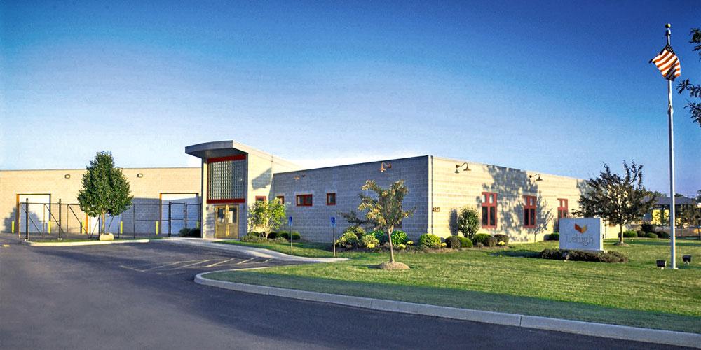 Lehigh Construction Buffalo headquarters in Orchard Park.