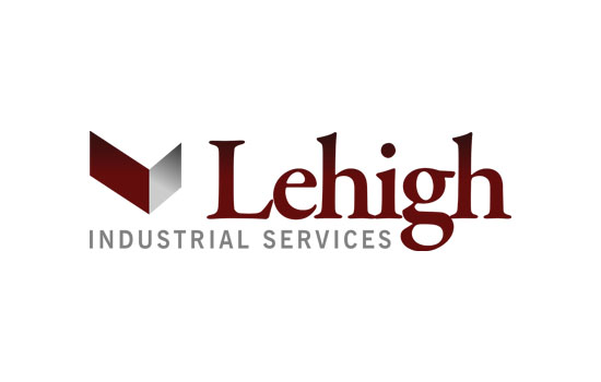 Lehigh Inustrial Services Small Plant Construction Logo