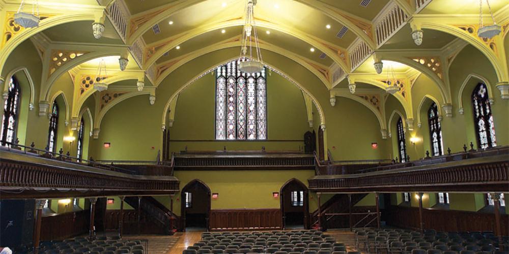 Historic Building Renovation Buffalo Babeville 4