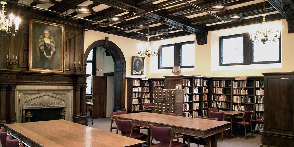 Historic Building Renovation Buffalo Seminary Library