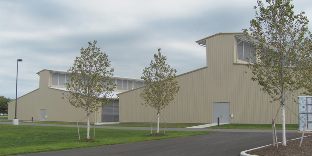 Yahoo Oath Datacenter Lockport New York New Building 3