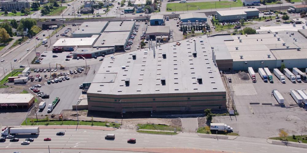 New Building Construction Cheektowaga Derrick Manufacturing