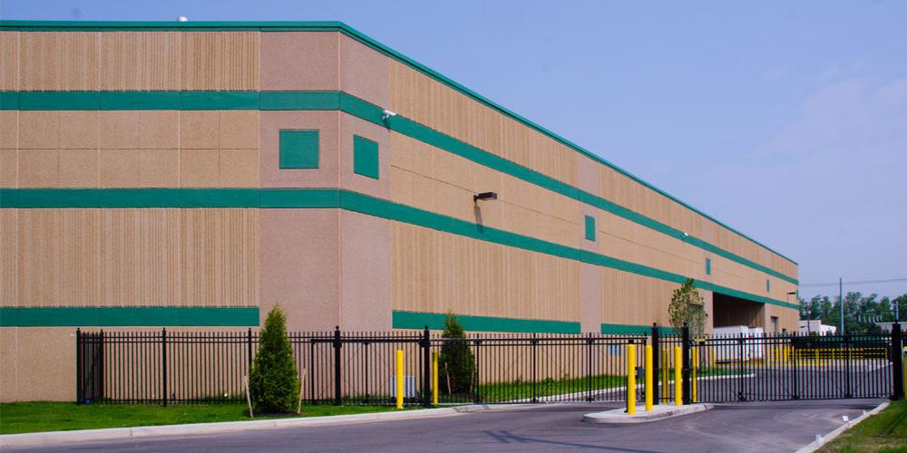 New Building Construction Cheektowaga Derrick Manufacturing 5