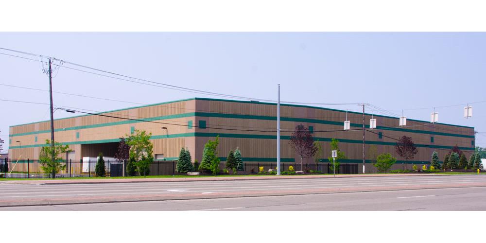 New Building Construction Cheektowaga Derrick Manufacturing 3