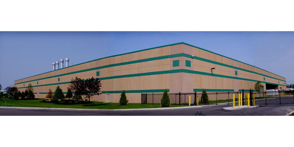 New Building Construction Cheektowaga Derrick Manufacturing 2