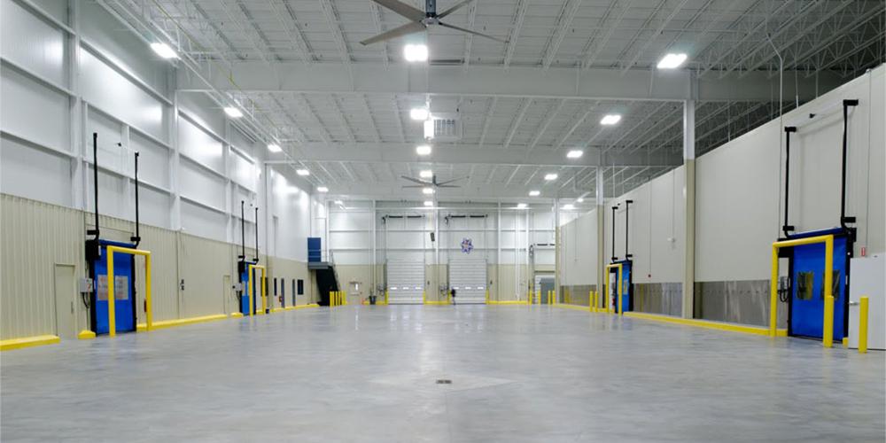 Try-It Warehouse Facility New Build Lancaster NY