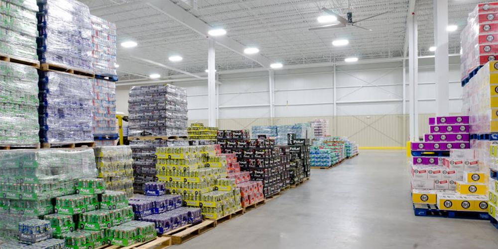 Try-It Warehouse Facility New Build Lancaster NY 9
