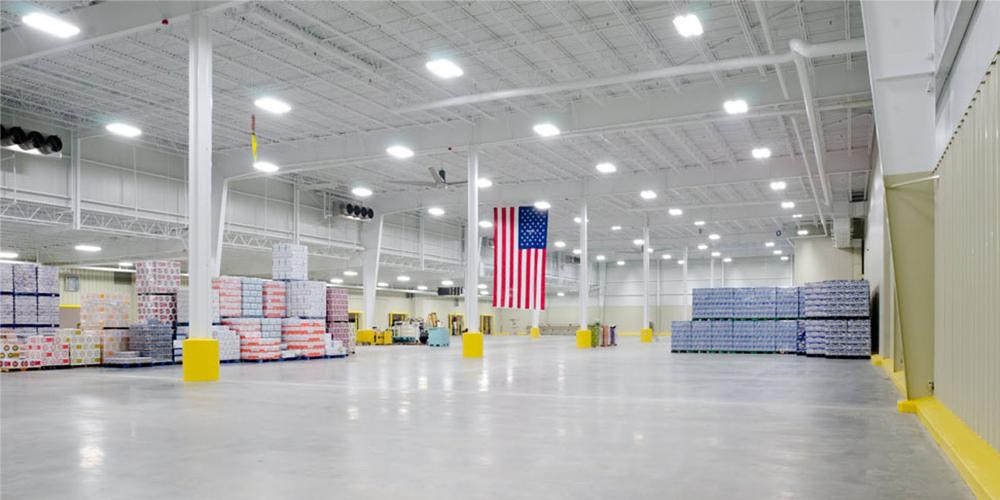 Try-It Warehouse Facility New Build Lancaster NY 8