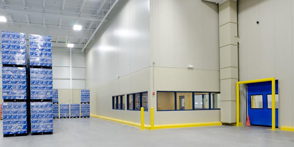 Try-It Warehouse Facility New Build Lancaster NY 7