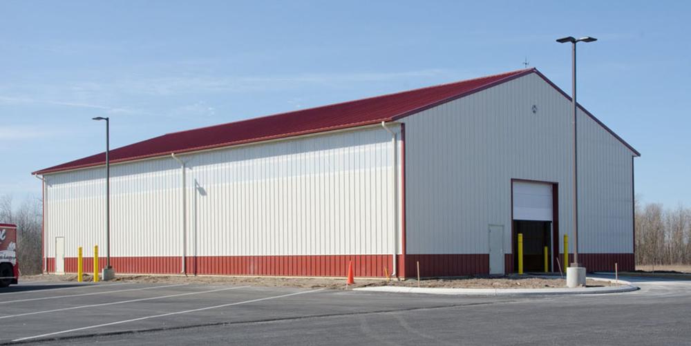 Try-It Warehouse Facility New Build Lancaster NY 6