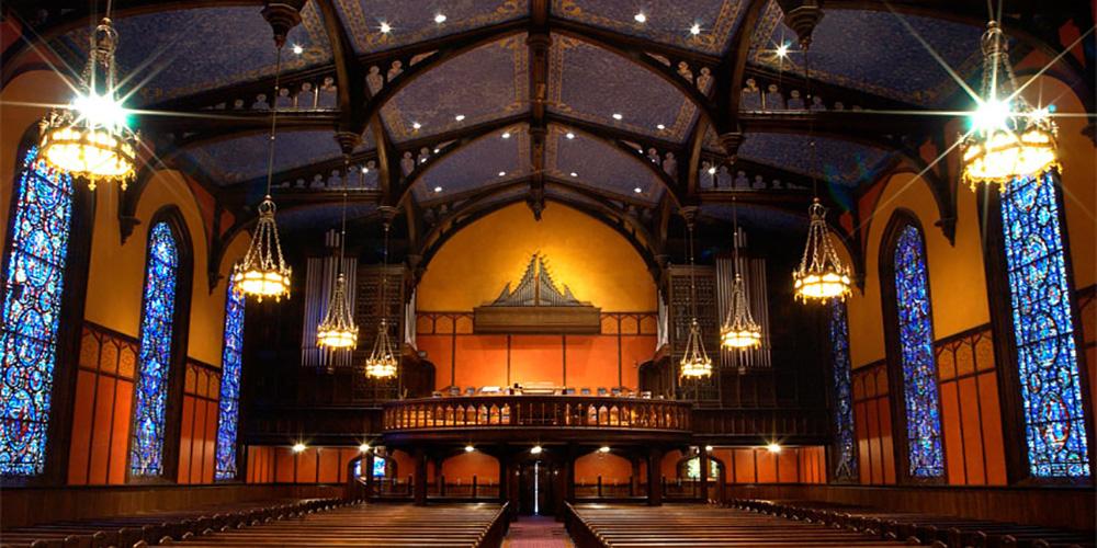 Historic Buffalo Renovation Westminster Presbyterian Church 1