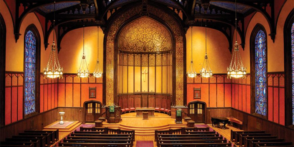 Historic Buffalo Renovation Westminster Presbyterian Church