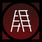 Lehigh Office Maintenance Buffalo NY Ladder Icon