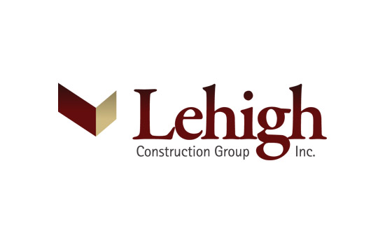 Lehigh Construction Group Logo Buffalo NY Commercial Contractors
