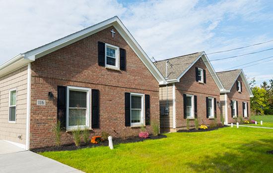 Gospa Village Buffalo NY Lehigh Construction Group, Inc.