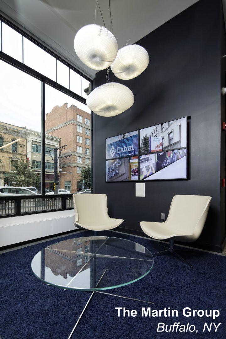 The Martin Group Office Renovation Buffalo NY 3