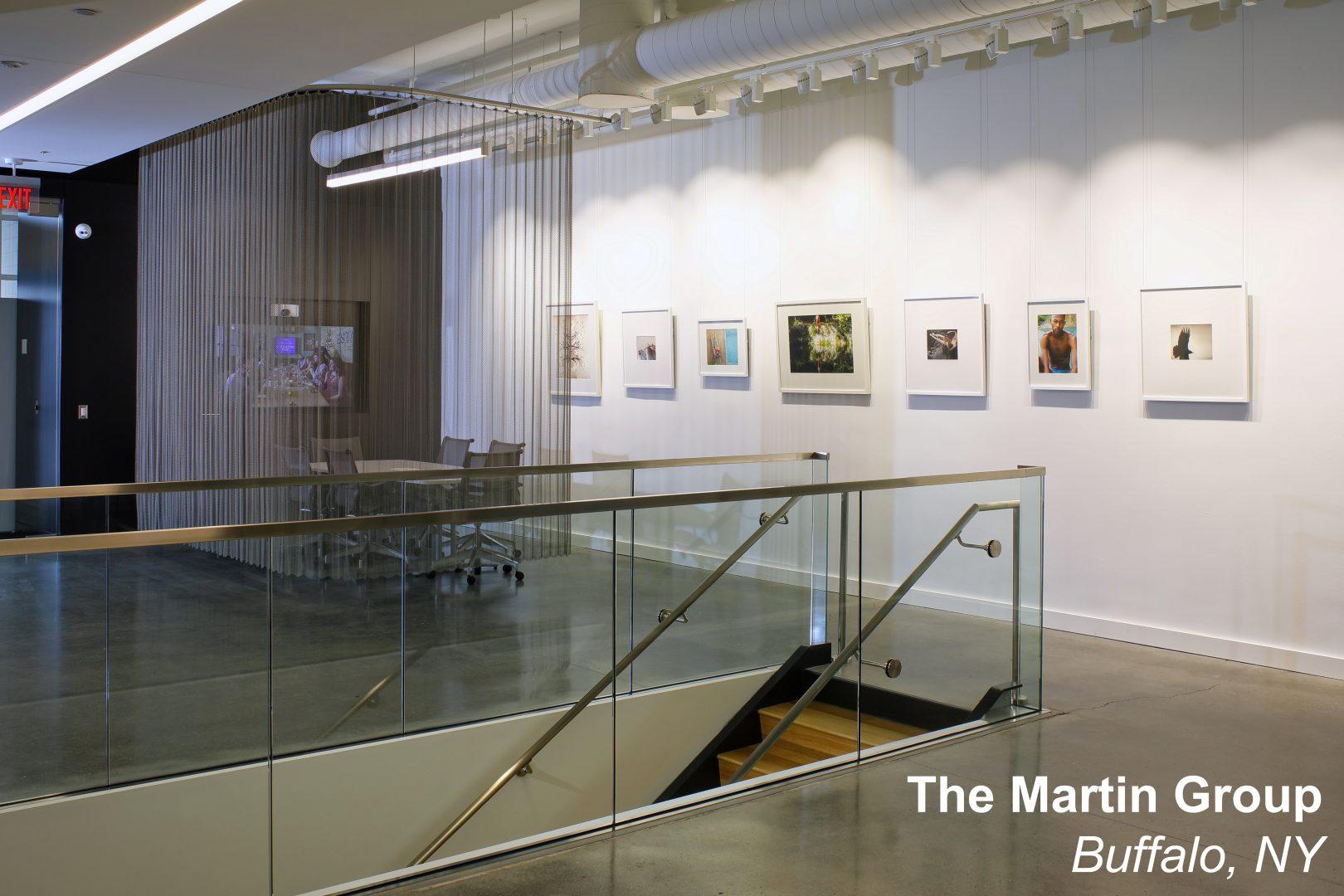The Martin Group Office Renovation Buffalo NY 4