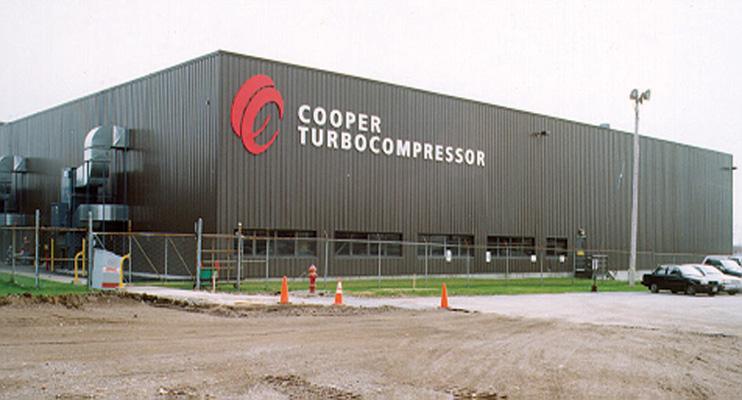 Cameron Compression Cheektowaga NY Plant Expansion Cooper Turbo 3