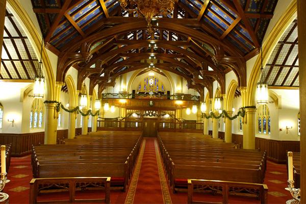Hellenic Orthodox Church of the Annunciation Historic Renovation Buffalo NY 4