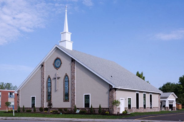 ST. JOHN'S EVANGELICAL LUTHERAN CHURCH 7