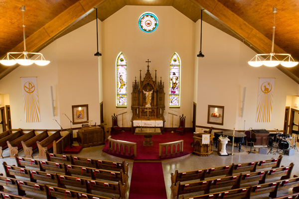 ST. JOHN'S EVANGELICAL LUTHERAN CHURCH 4